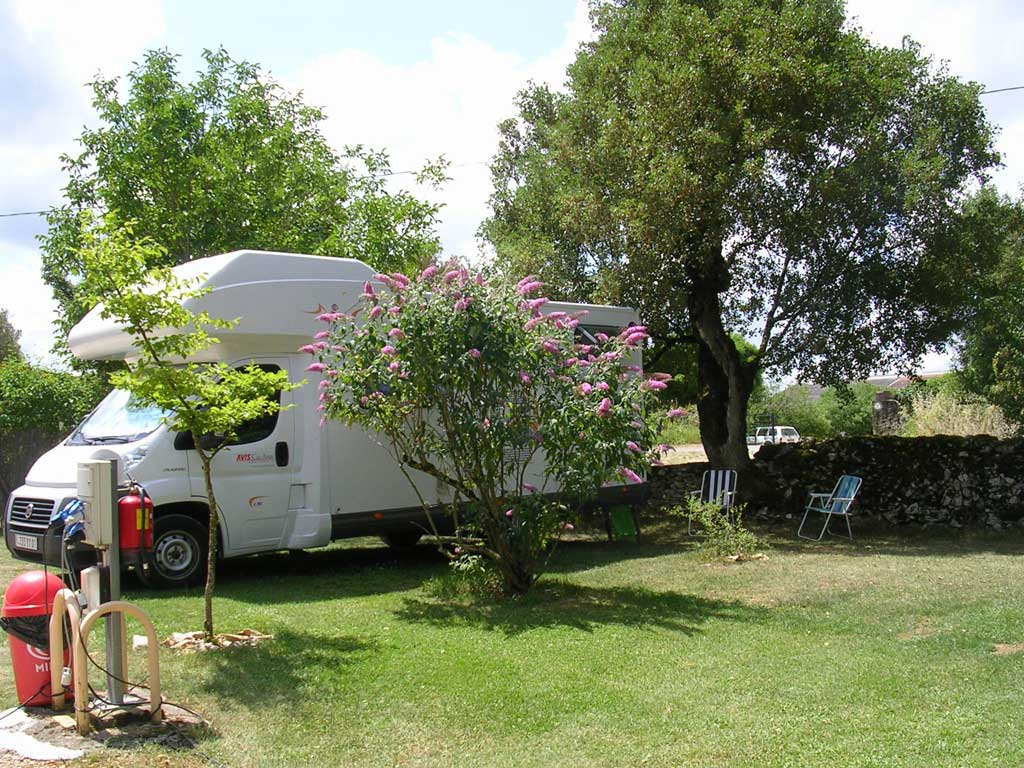 emplacement camping rocamadour lot